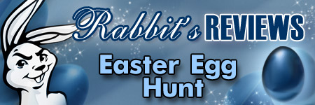 2010 Rabbit's Reviews Easter Egg Hunt