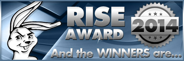 2014 RISE Awards Winners