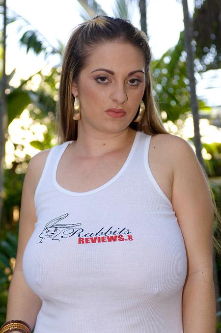 April McKenzie - Big Fucking Tits