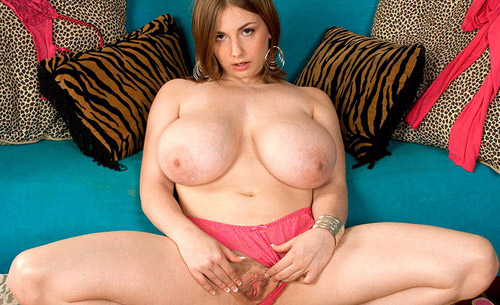 Christy Marks Massive Breasts