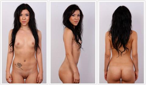 brunette porn star