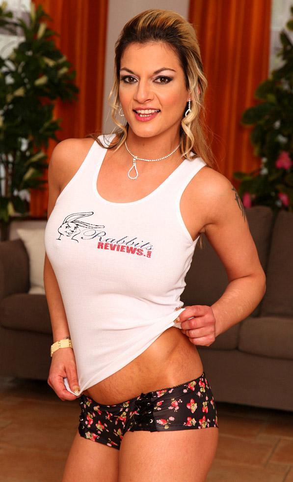 Czech Cutie Klarisa Leone