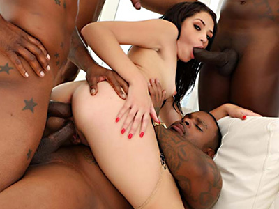 Top Interracial porn sites