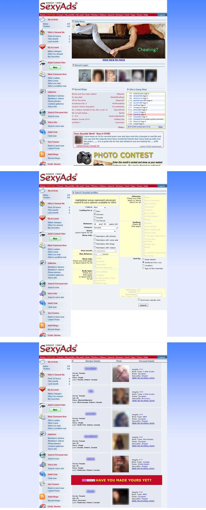 Visit Sexy Ads