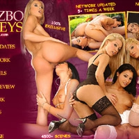 'Visit 'Lezbo Honeys''