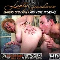 Join Lusty Grandmas