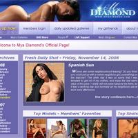 'Visit 'Mya Diamond''