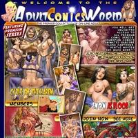 'Visit 'Adult Comics World''
