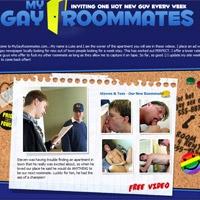 'Visit 'My Gay Roommates''