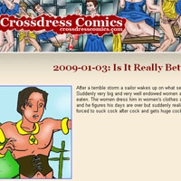 Join Crossdress Comics
