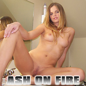 'Visit 'Ash On Fire''
