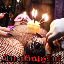 'Visit 'Alice In Bondage Land''
