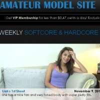 Join Amateur Model Site
