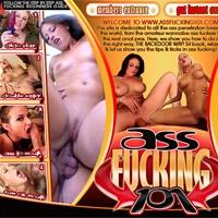 'Visit 'Ass Fucking 101''