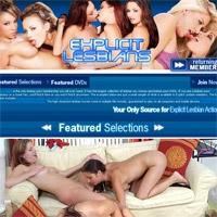 'Visit 'Explicit Lesbians''