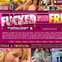 'Visit 'Fucked For Free''