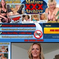 'Visit 'Mature XXX Archive''