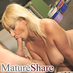 'Visit 'Mature Share''