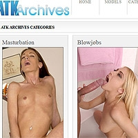 ATK Archives combines amateur porn material from sites across the well-known ...