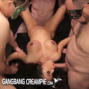 Read 'Gangbang Creampie' review