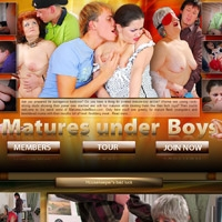Join Matures Under Boys
