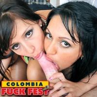'Visit 'Colombia Fuck Fest''