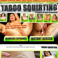 Join Taboo Squirting