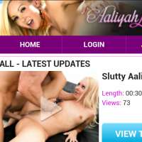 'Visit 'Aaliyah Love Mobile''