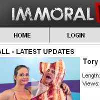 Join Immoral Live Mobile