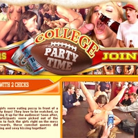 'Visit 'College Party Time''
