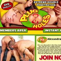 'Visit 'Plug 2 Holes''