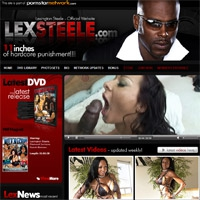 'Visit 'Lex Steele''
