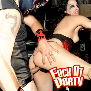 'Visit 'Fuck At Party''