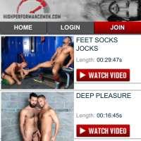 'Visit 'High Performance Men Mobile''