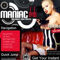 Visit Maniac DVDs