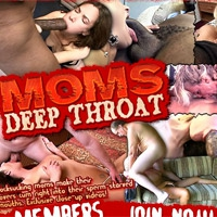 Join Moms Deep Throat