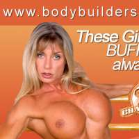 Join Body Builders In Heat