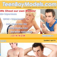 Teen Boy Models