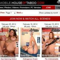 Visit House Of Taboo Mobile