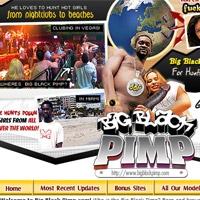 'Visit 'Big Black Pimp''