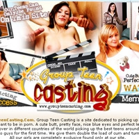 'Visit 'Group Teen Casting''