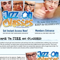 Join Jizz On Glasses