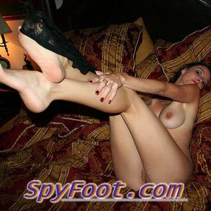 'Visit 'Spy Foot''