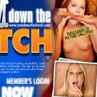 'Visit 'Cum Down The Hatch''