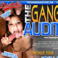 'Visit 'The Gangbang Auditions''