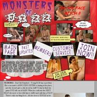 'Visit 'Monsters Of Jizz''