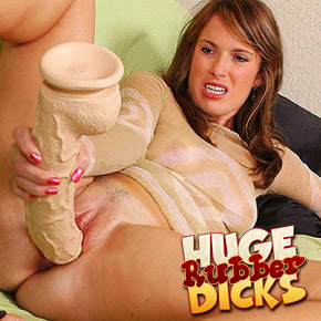 Read 'Huge Rubber Dicks' review