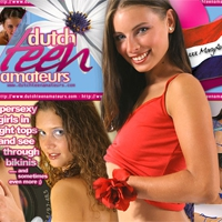 Dutch Teen Amateurs