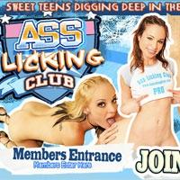 'Visit 'Ass Licking Club''