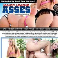 'Visit 'Major League Asses''